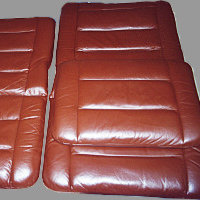 leather rest before