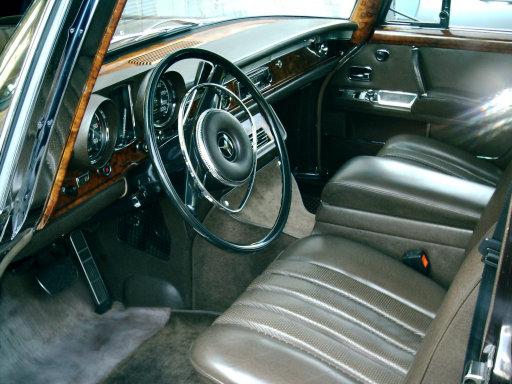 Mercedes 600 Pullmann